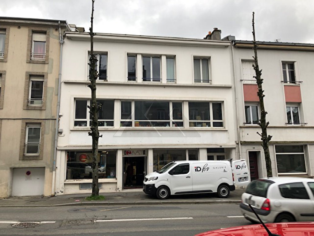 A VENDRE LOCAL COMMERCIAL BREST CENTRE VILLE