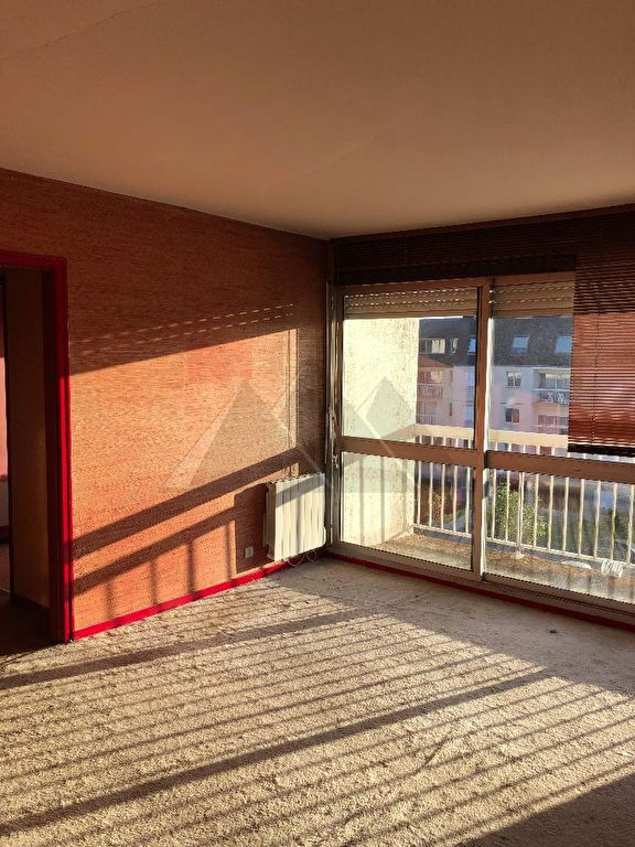 EXCLUSIVITE APPARTEMENT T2 50 M² CHAMBRE SEJOUR BALCON PARKING CAVE PRAT MARIA QUIMPER